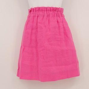 J. CREW Skirt Pink Knee Length 🌻